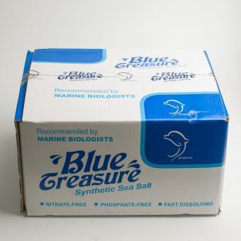 Blue Treasure Reef Sea Salt LPS 20Kg Box