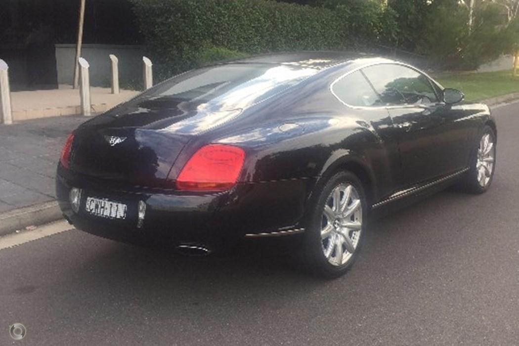 2006 Bentley Continental GT Auto 4WD