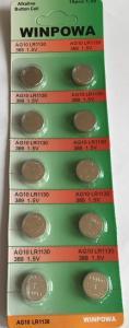 AG10 Alkaline Batteries