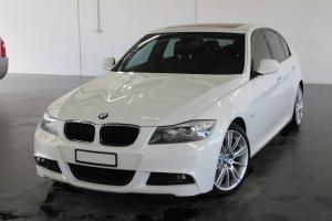 BMW 320i E90 White